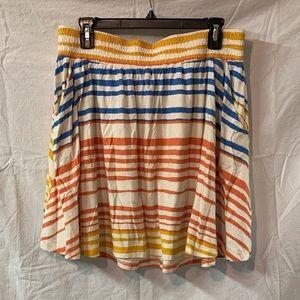 H&M flouncy mini skirt